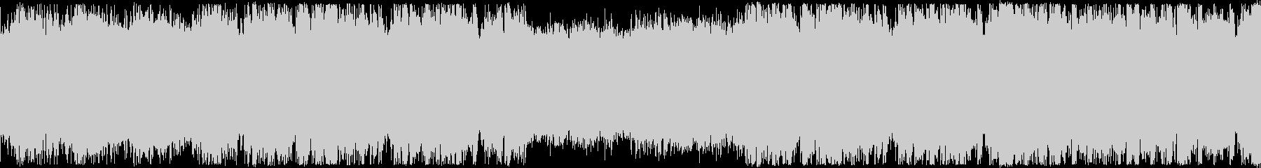 ループ・おしゃれなフューチャーベースの未再生の波形