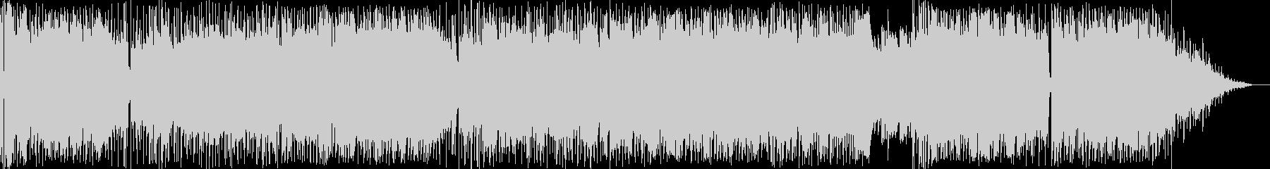 サックスの音が印象的なポップ演歌歌謡の未再生の波形