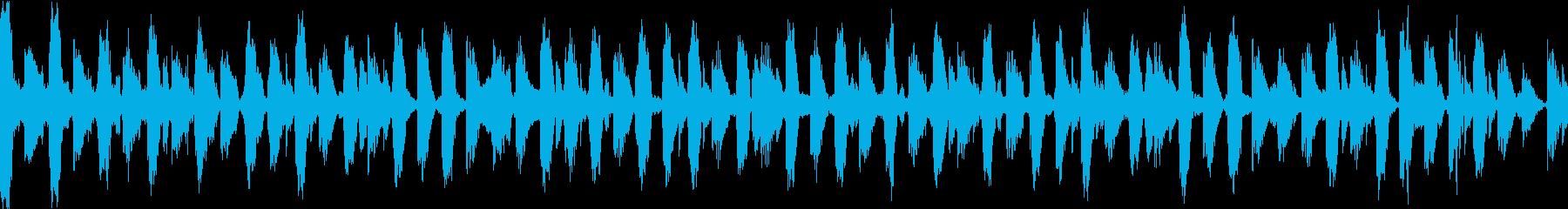 【ループA】レトロでコミカルなダンスの再生済みの波形