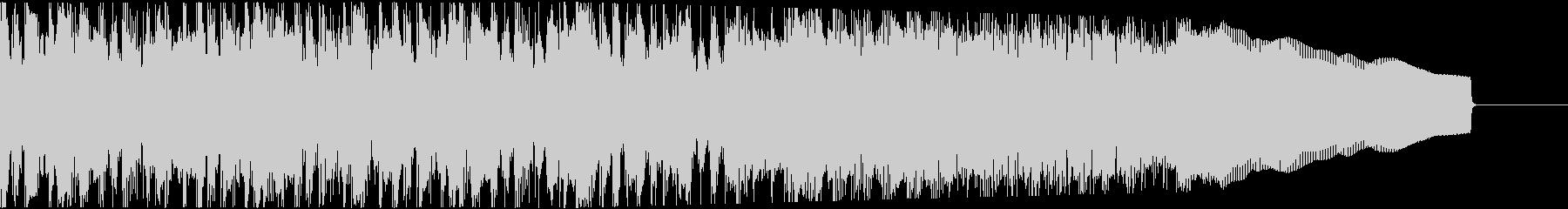 カントリー風ギターイントロ−05Bの未再生の波形