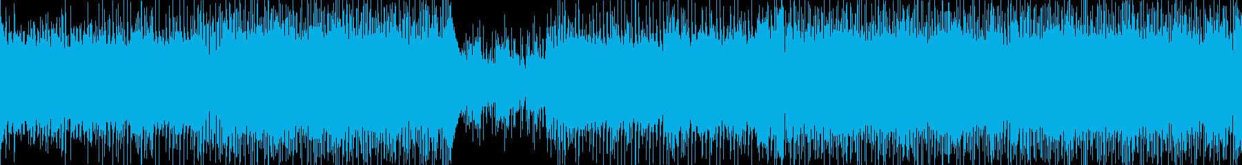 和風VP系5、琴ハウス、高揚感、美しいCの再生済みの波形
