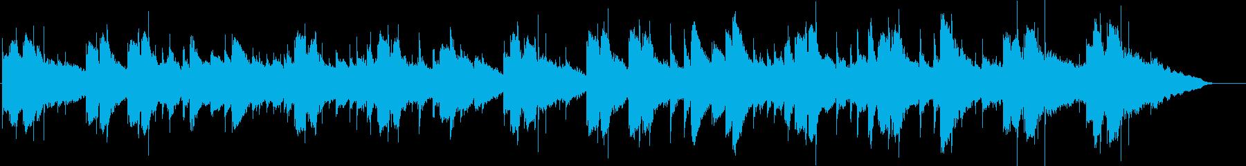 きよしこの夜ハンドベル・バージョンの再生済みの波形
