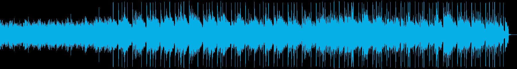 日常の何気ない一コマに似合う優しいBGMの再生済みの波形