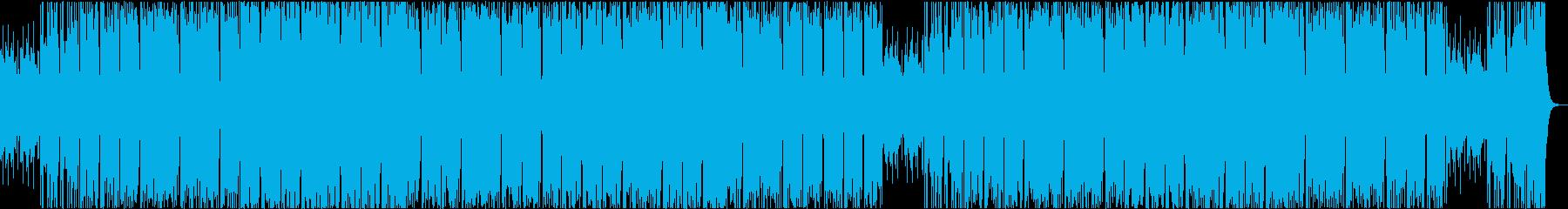 おだやか/シンプル/静かめの再生済みの波形