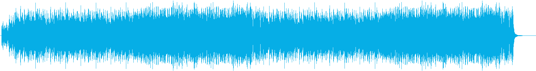 Company / school introduction BGM that makes you feel hope's reproduced waveform