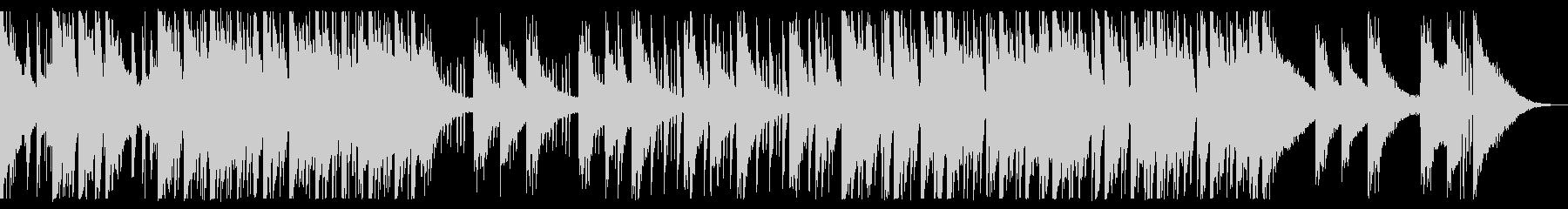 疾走感あるドラムンベース_3の未再生の波形