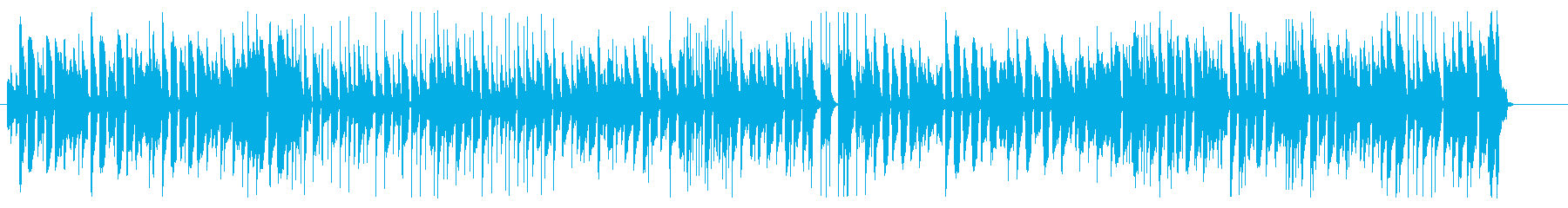 【カントリー】可愛い_ほのぼのの再生済みの波形
