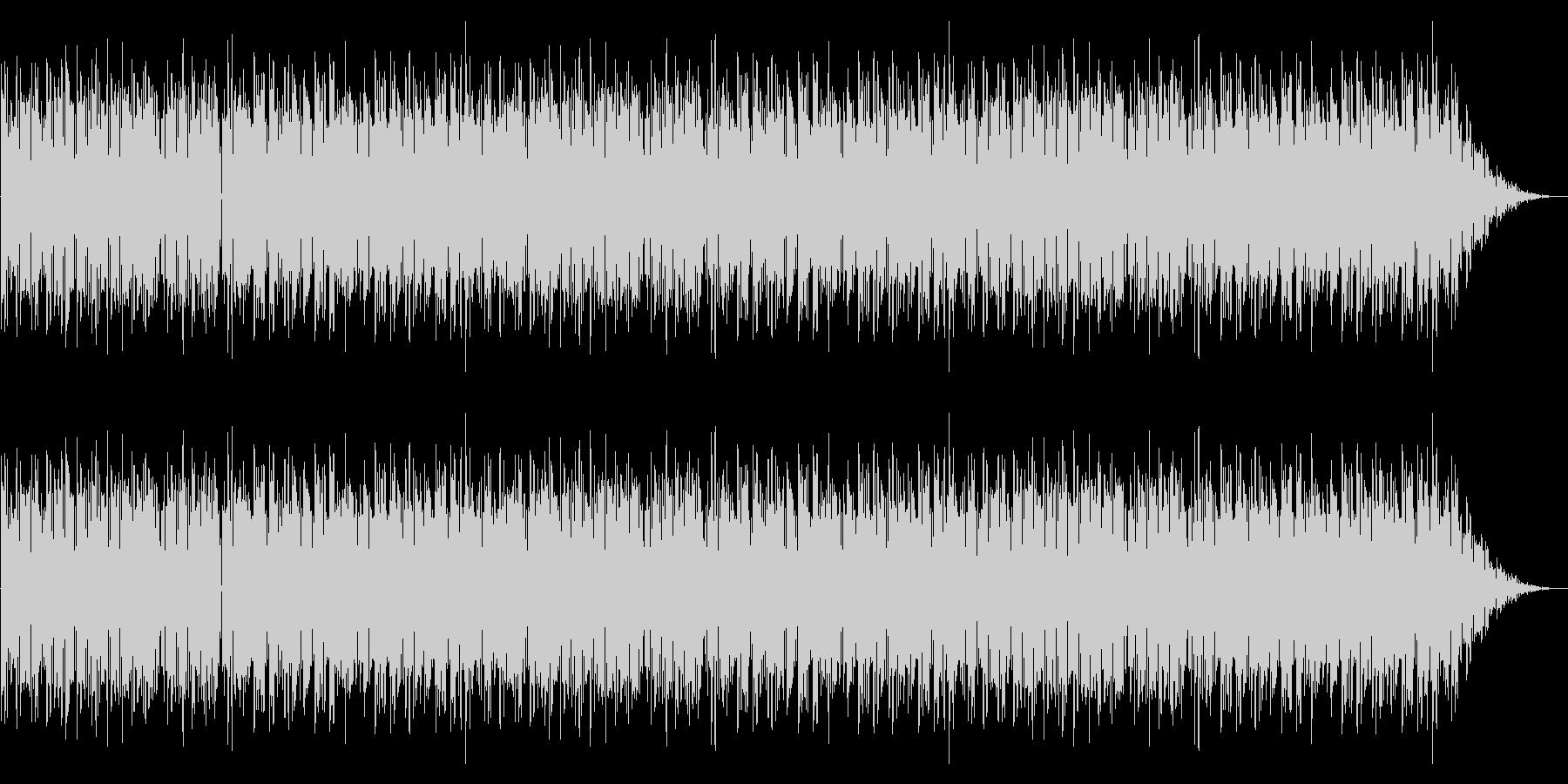GB風レースゲームのステージ曲の未再生の波形