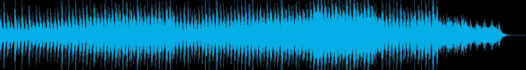 映画音楽、荘厳重厚、映像向け-27の再生済みの波形