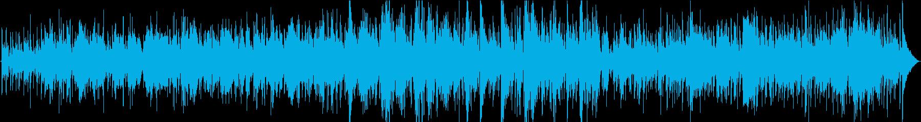 ジャズ。リオ湾のジャズでリラックス...の再生済みの波形