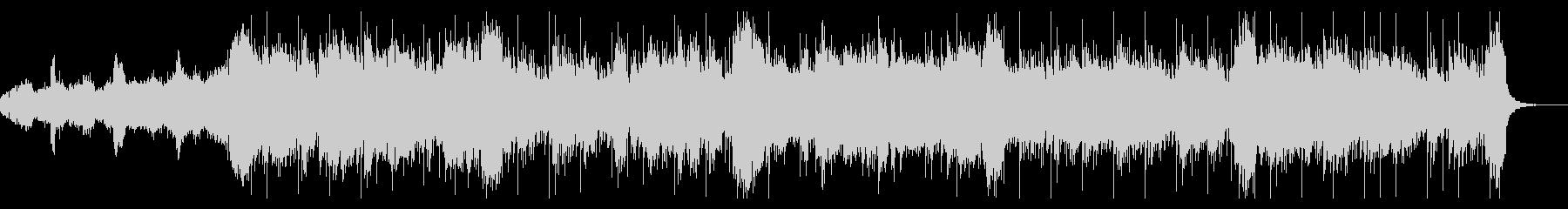 ダークなテクスチャアトモスの未再生の波形