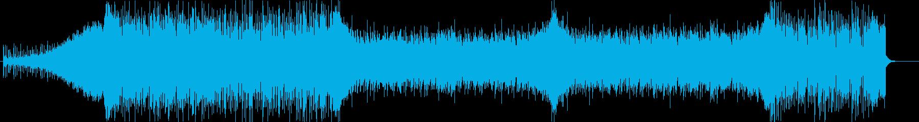 MidnightRun60sバージョンの再生済みの波形
