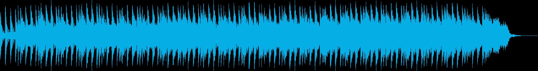 ニューエイジ研究所わずかなケルトの...の再生済みの波形