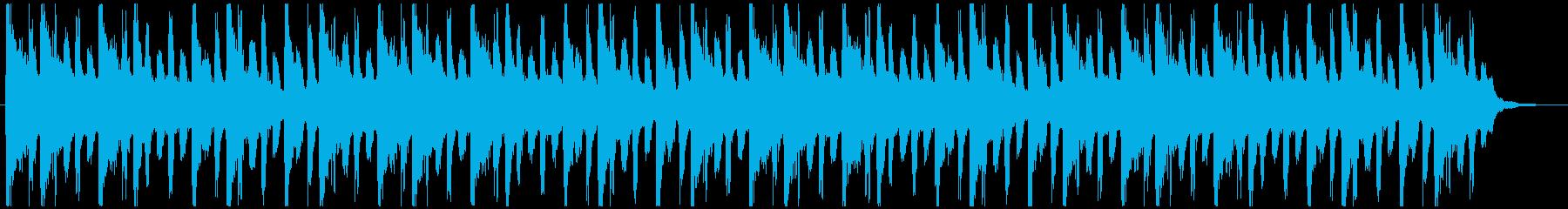 コーポレートに!流行のモダン&ハウスSの再生済みの波形