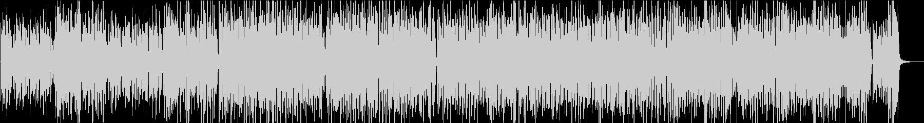 ピアノBGM レトロ感が逆に新しいの未再生の波形
