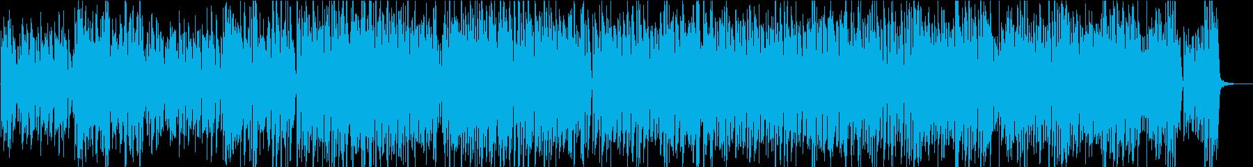 ピアノBGM レトロ感が逆に新しいの再生済みの波形