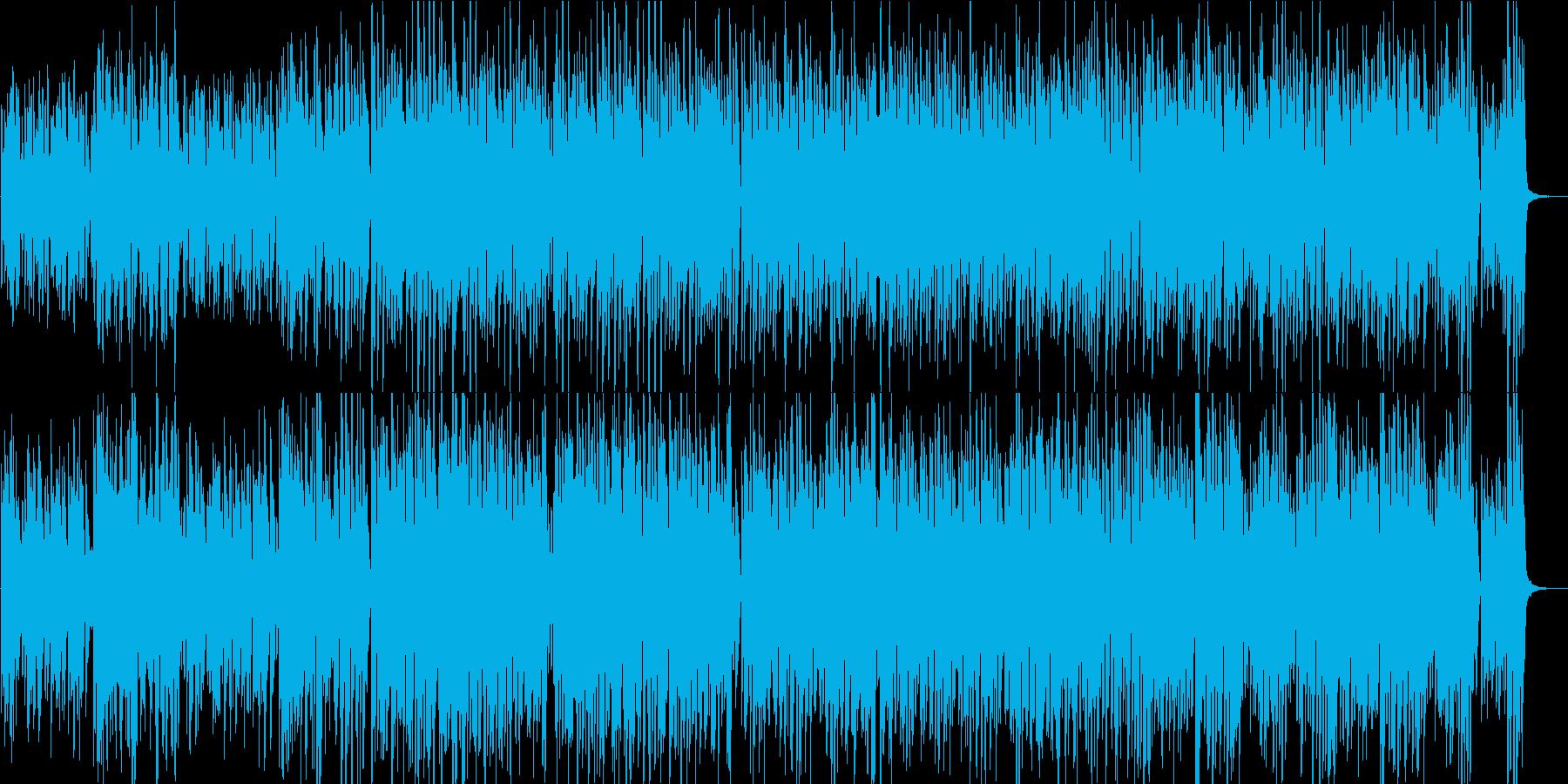 YouTube系ピアノソロ レトロ感 昔の再生済みの波形
