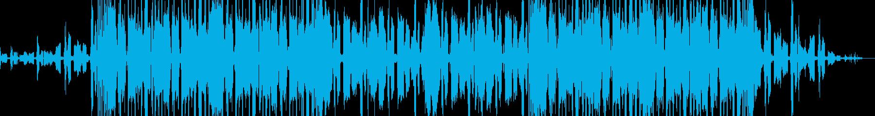 ラウンジ まったり レトロ ゆっく...の再生済みの波形