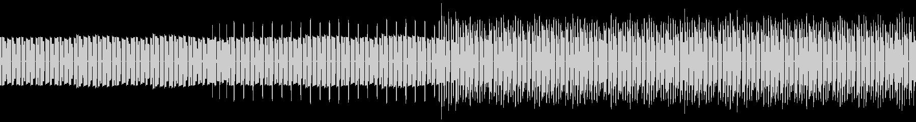 ロックンロールな曲をファミコン音源にての未再生の波形