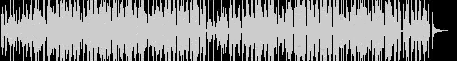 ■軽快・ウクレレポップ♬・料理・森・CMの未再生の波形