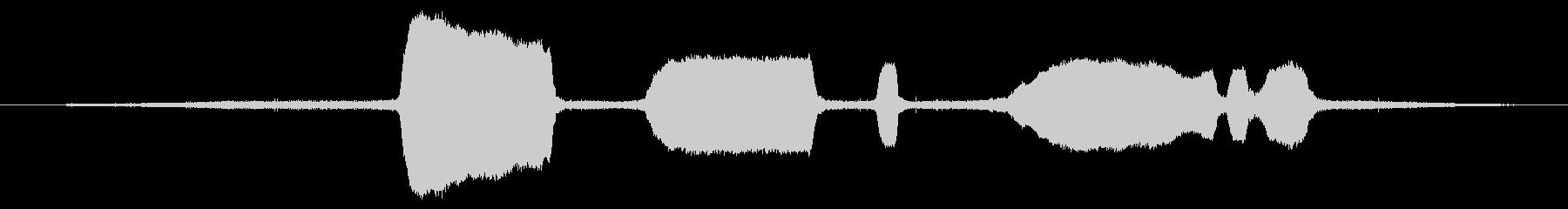Steamトレイン:Ext:Idl...の未再生の波形