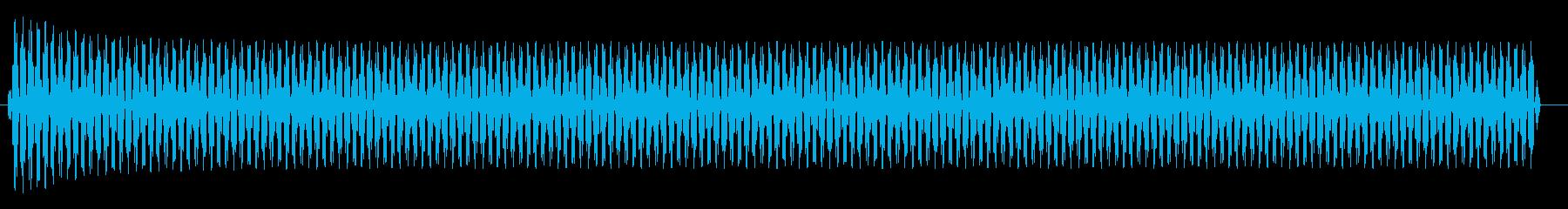 電話3の再生済みの波形