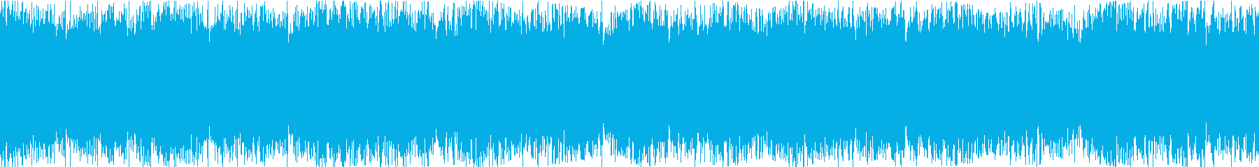 侍忍者ゲームシネマティック刀ループの再生済みの波形