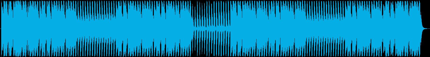 明るく楽しい曲ですの再生済みの波形