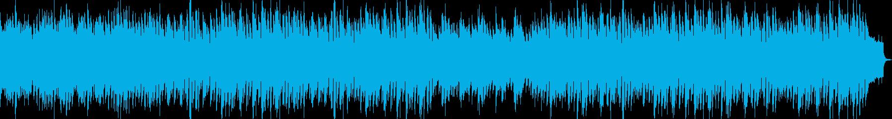 RPGの村などで使えるラテンバラードの再生済みの波形