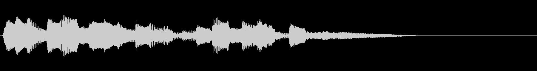 マンドリン:ロー・ファースト・トリ...の未再生の波形