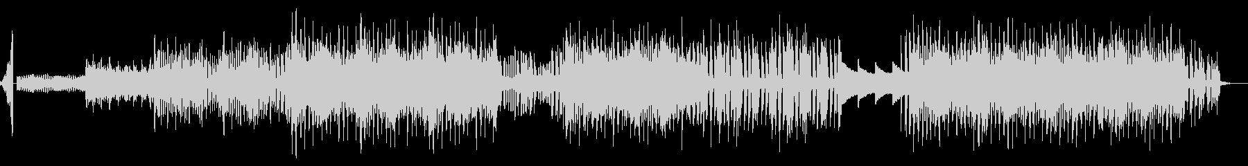 スパークドラム 夏のヒップホップバラードの未再生の波形