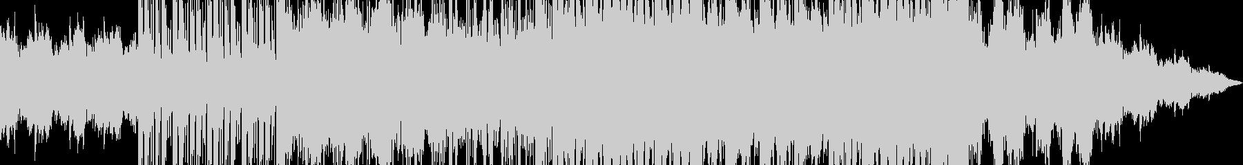 【シネマティック】アンビエントな空間の未再生の波形