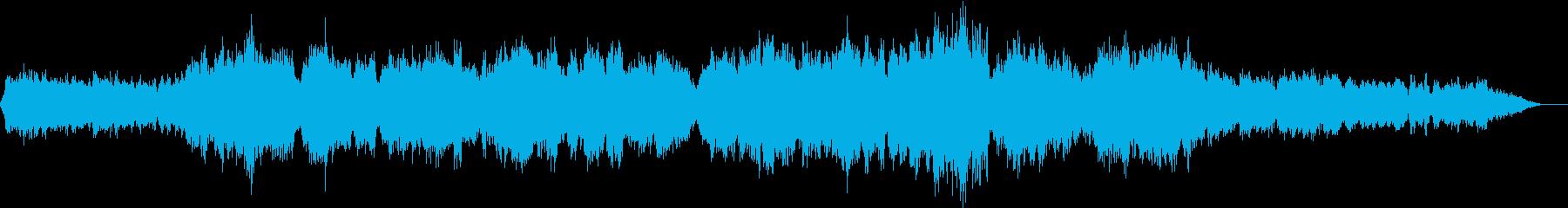 爽快なAveMaria/Shubertの再生済みの波形