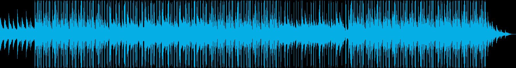 ピアノとアコギ 夜明け 透明感 広がりの再生済みの波形