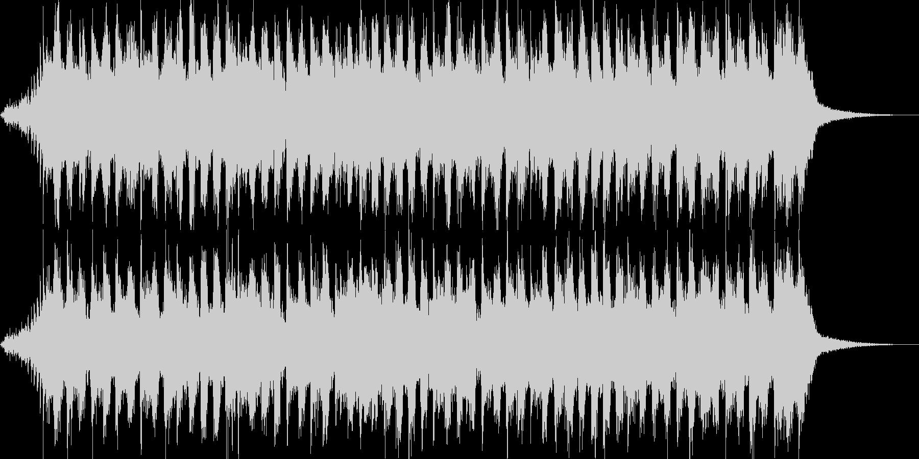 8ビットRPGフィナーレのんの未再生の波形