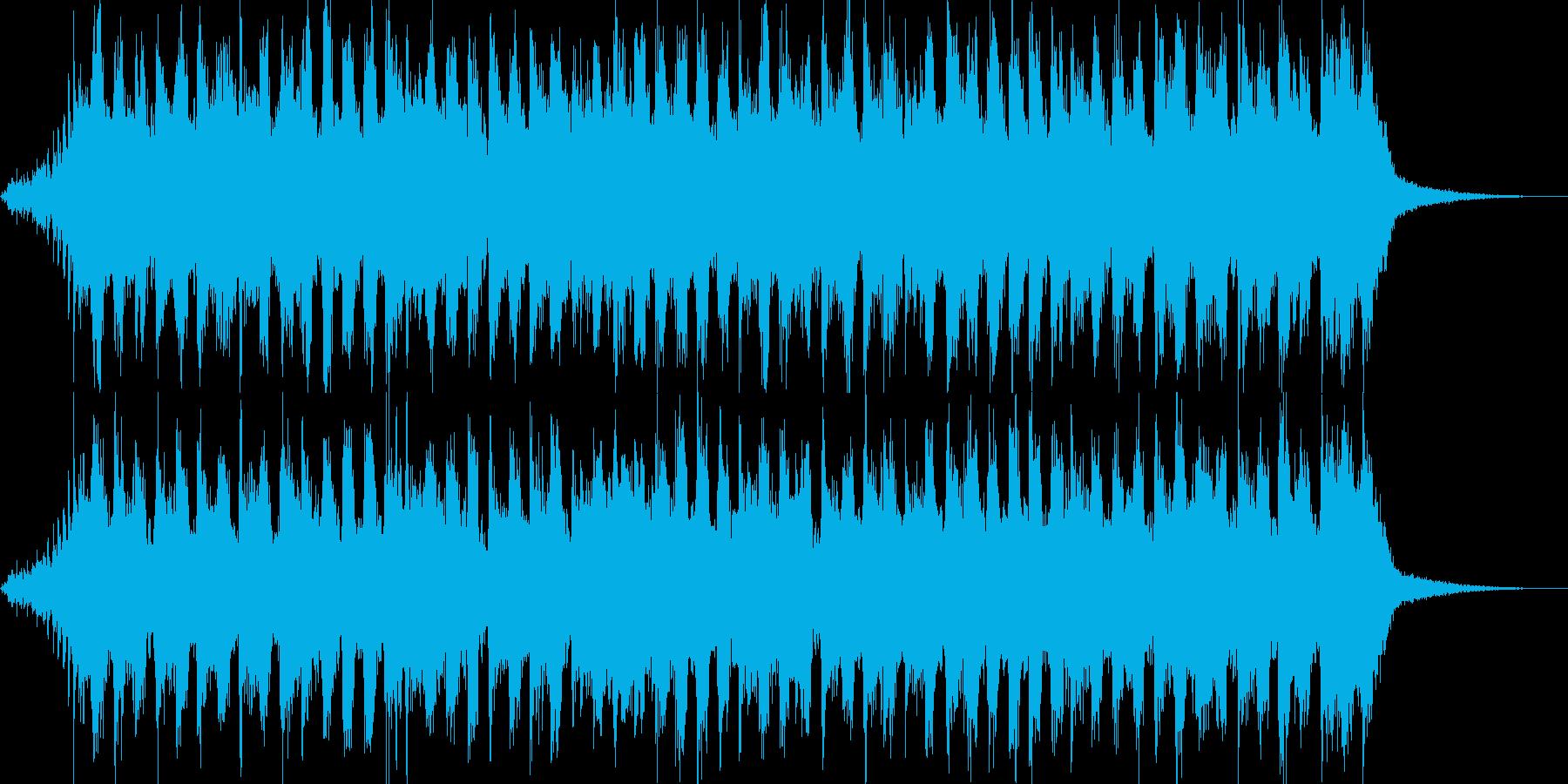 8ビットRPGフィナーレのんの再生済みの波形