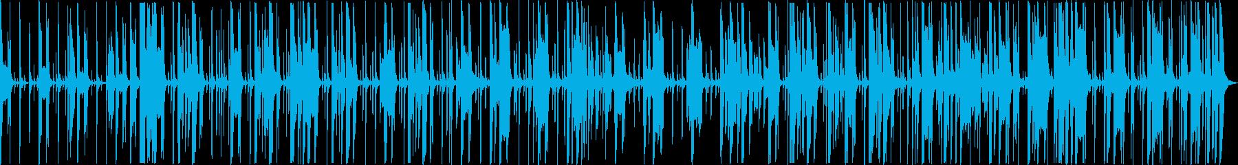 熟練された大人のバンドミュージックの再生済みの波形