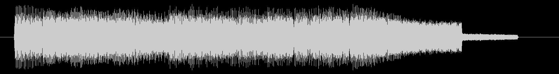 NES レース A05-1(クリア1)の未再生の波形