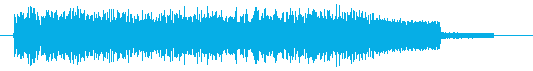 NES レース A05-1(クリア1)の再生済みの波形