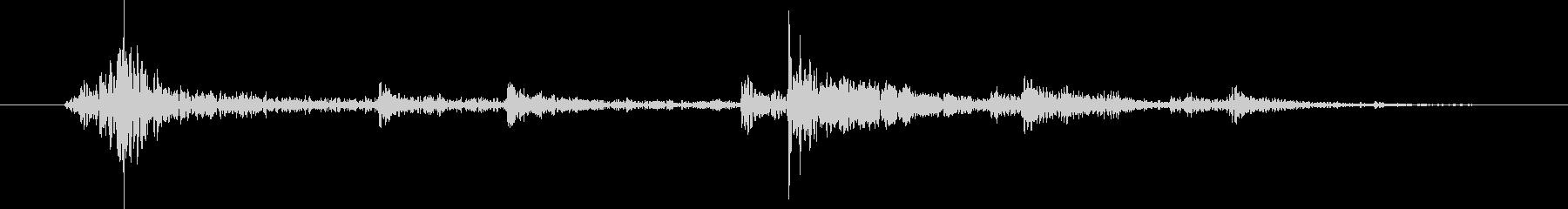メタルスペードショベル:アスファル...の未再生の波形
