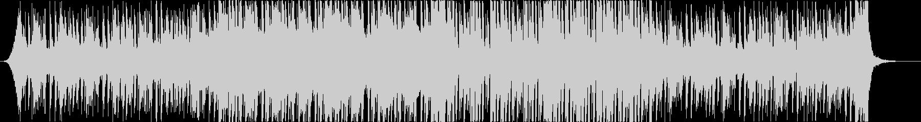 レトロでおしゃれな80'Sエレクトロbの未再生の波形