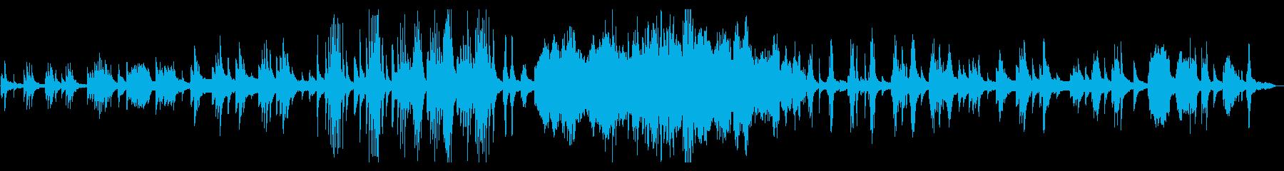 ドビュッシー/月の光/幻想的/高音質の再生済みの波形