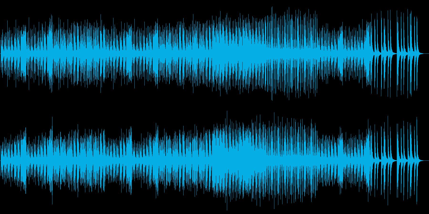 ハラハラ、ドキドキ、ハラハラ、ドキドキ!の再生済みの波形