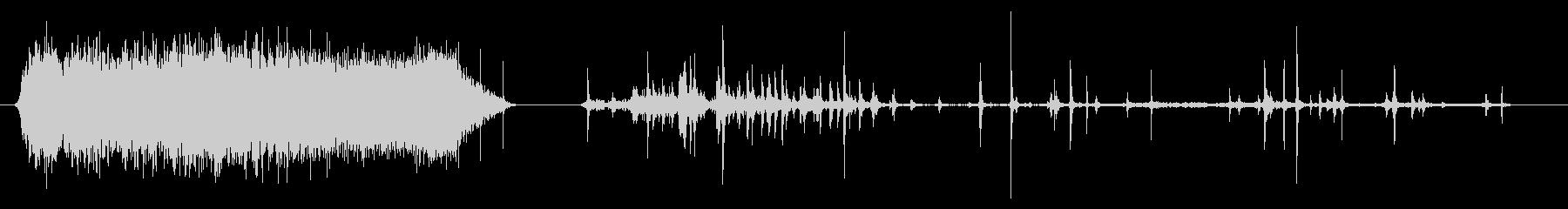 エアコン01-05(ノイズ)の未再生の波形