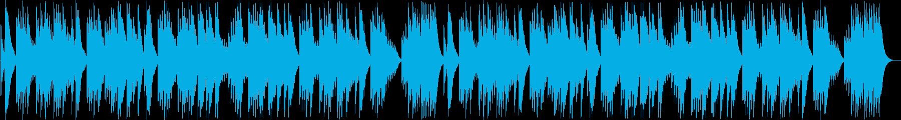 トロイメライ / シューマンの再生済みの波形