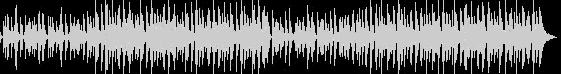 【ジングル】ディープハウスな雰囲気の未再生の波形