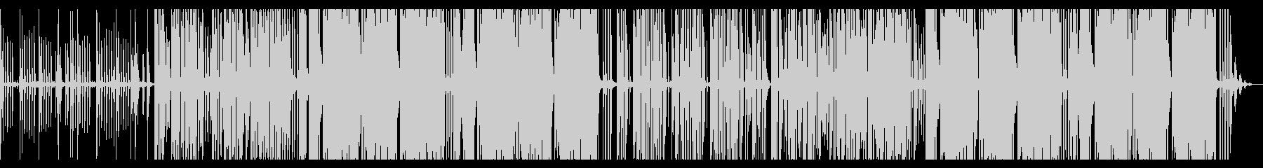 カワイイフューチャーベース風。の未再生の波形