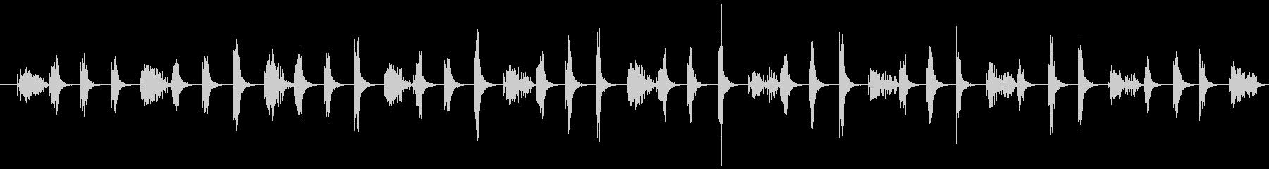 Guiro:Scraping Rh...の未再生の波形