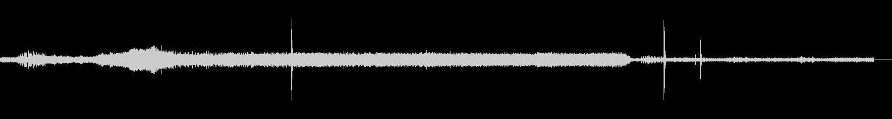 ディーゼル、エクステリア:アプロー...の未再生の波形