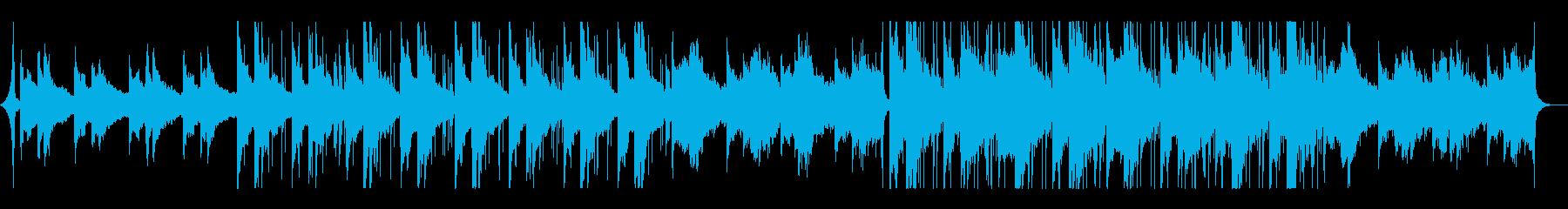 メロウで大人な雰囲気のチルアウトの再生済みの波形